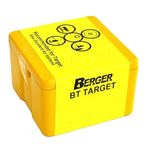 BERGER 24431 6MM 108GR BT TARGET 100 CT.
