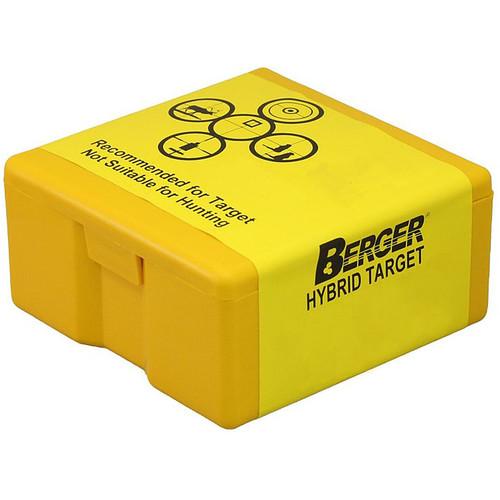 BERGER 24433 6MM 105GR HYBRID TARGET 100 CT.