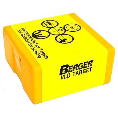 BERGER 26403 6.5MM 130GR VLD TARGET 100 CT.