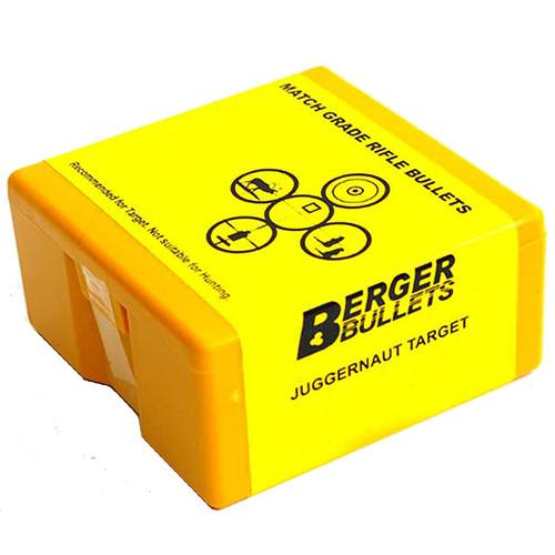 BERGER 30418 30CAL 185GR JUGGERNAUT TARGET 100 CT.