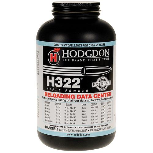 HODGDON 3221 H322 1 LB.