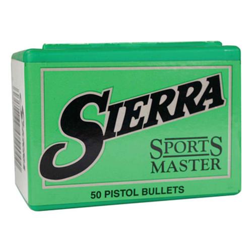 SIERRA 5350 50CAL 350 GR. JHP 50 CT.