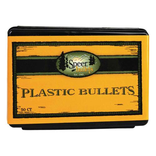 Speer Reusable Plastic Wadcutter Training Bullets .44 Caliber, 8520