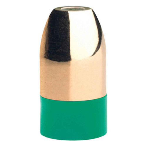 CVA .50 Caliber 245 Grain PowerBelt Copper Plated Hollow Point Bullet 20 Pack, AC1589
