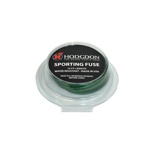 HODGDON LACQUERED FUSE 15 FT.