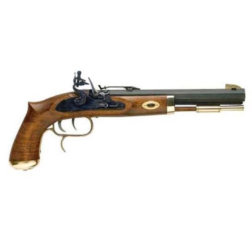 Traditions Trapper Black Powder .50 Caliber Flintlock Pistol