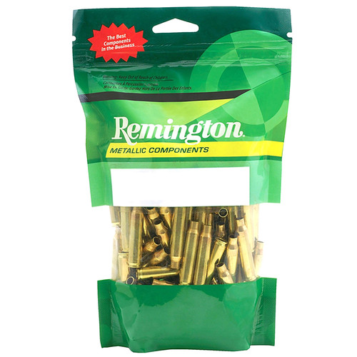 REMINGTON 22 HORNET BRASS 100CT