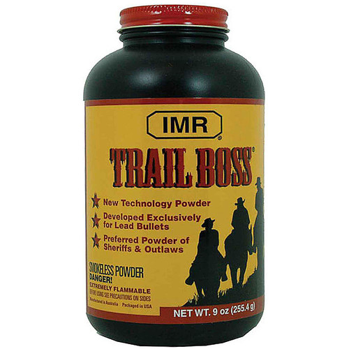 HOGDGON TB1 TRAIL BOSS 9 OZ.