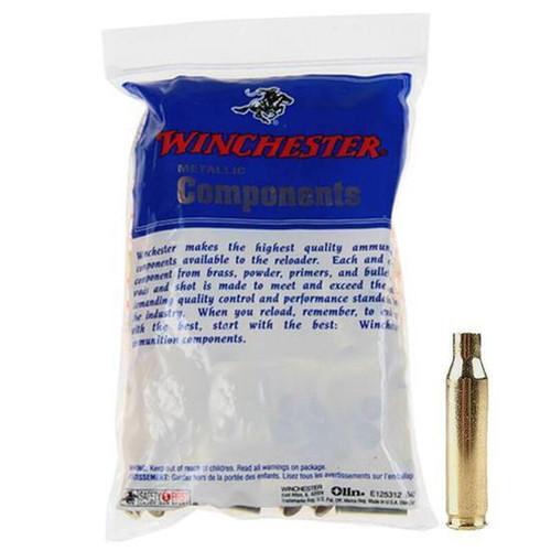 WINCHESTER 243 WINCHESTER UNPRIMED RIFLE BRASS 50 COUNT WSC243WU