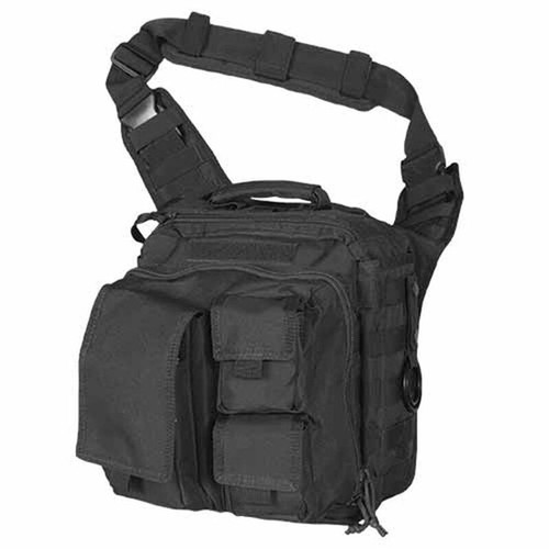Fox Outdoors Over the HeadrestTactical Go-To Bag Black