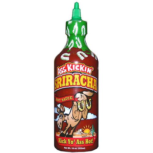 Ass Kickin' Sriracha Hot Sauce