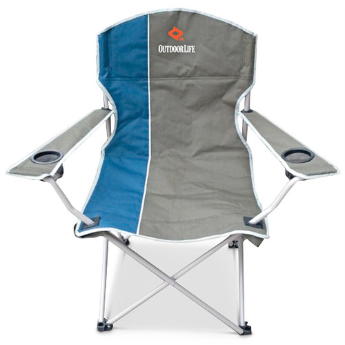 High Peak Over Size Quad Chair