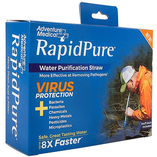 Adventure Medical RapidPure Pioneer Straw