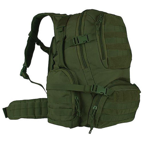 Fox Outdoors Field Operator's Action Pack Olive Drab