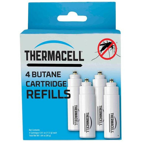 Thermacell Fuel Cartridge Refill 4 Pack