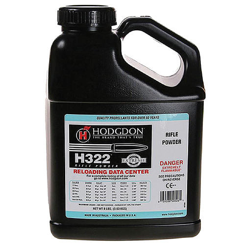 HODGDON 3228 H322 8 LB.