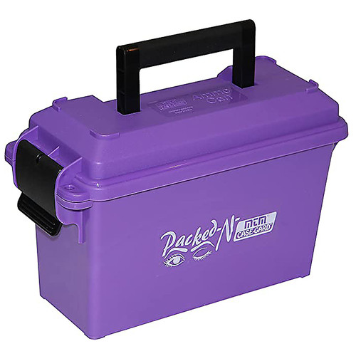 MTM AC15-25  AMMO CAN MINI - PURPLE