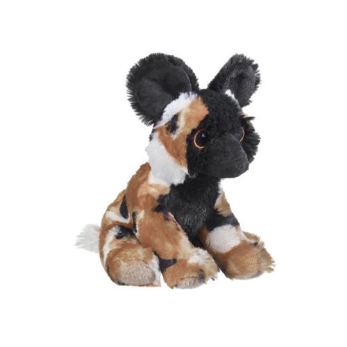 Wildlife Artists African Wild Dog Plush Toy