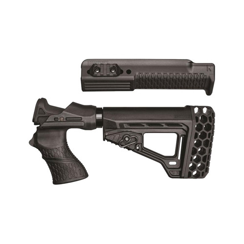 Blackhawk K38701-C Knoxx Specops Stock Black Gen III for Remmington 870