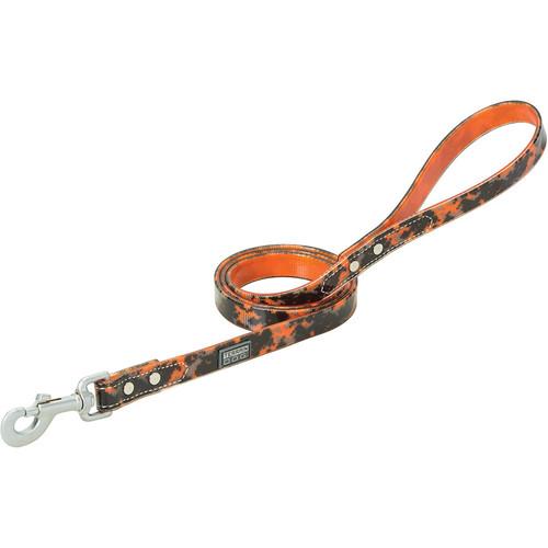 TERRAIN D.O.G. 07-3164-OR-4 3/4X4' Brahma Leash Camo Orange