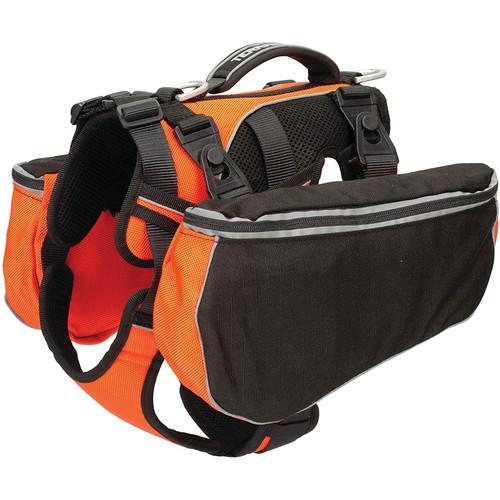 TERRAIN D.O.G. 07-9420-H1 Medium Adventure Pack Black/Orange