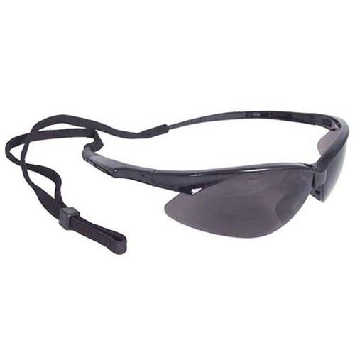 RADIANS OB0120CS Ooutback Smoke Lense Black Saftey Glasses