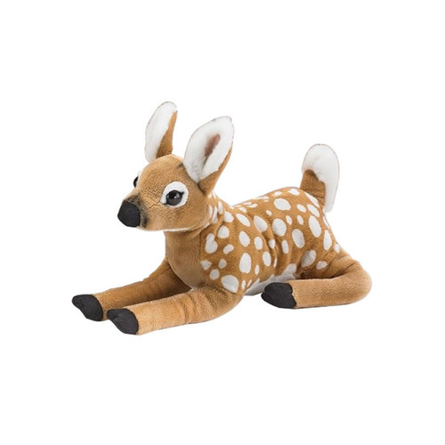 WILDLIFE ARTISTS DEER FAWN STUFFED ANIMAL