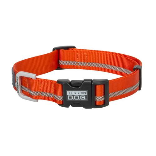 TERRAIN D.O.G. 07-0856-R3 MD Snap N Go Collar Orange