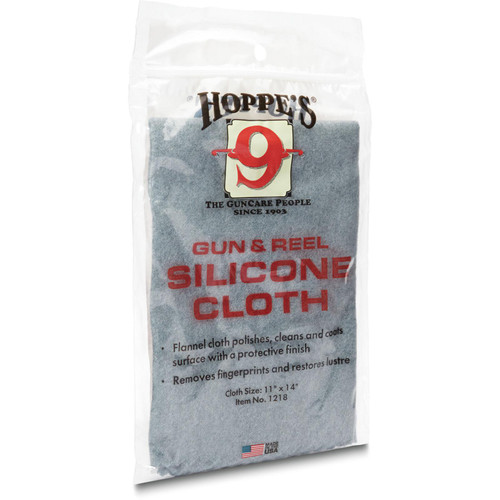Hoppes No9 1218 Silicone Gun and Reel Cloth