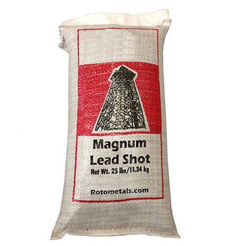 WESTCOAST MAGNUM SHOT #9 25 LB. BAG