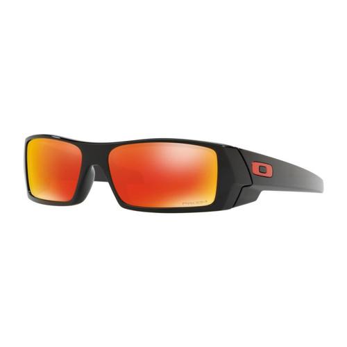 Oakley OO9014-4460 Gascan Polarized Black with Prizm Ruby