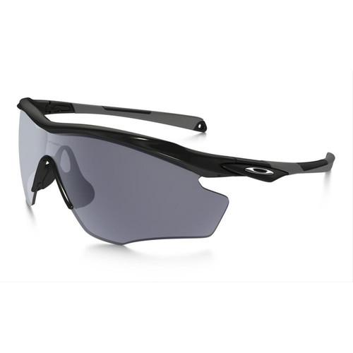 Oakley OO9343-01 M2 Frame Xl Blackgrey Sunglasses