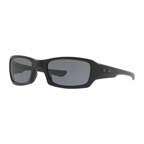 Oakley 0OO9238 Fives Squared Matte Black 923833 Sunglasses