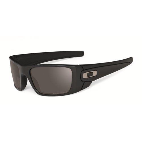 Oakley OO9096-05 Fuel Cell Matte Black with Grey Sunglasses
