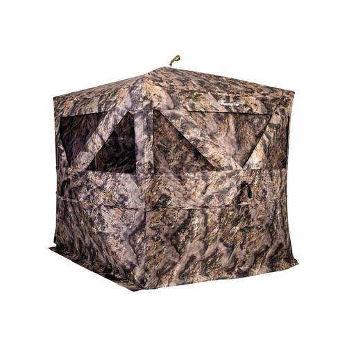 Ameristep Pro Series Thermal Hub Ground Blind Mossy Oak Elements Terra