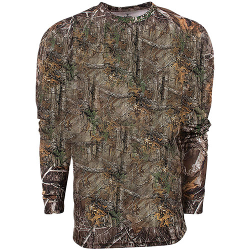 King's Camo Classic Cotton Long Sleeve Tees