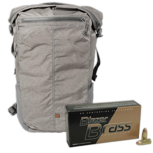 CCI 5200 9mm/5.11 Tactical Defender Package