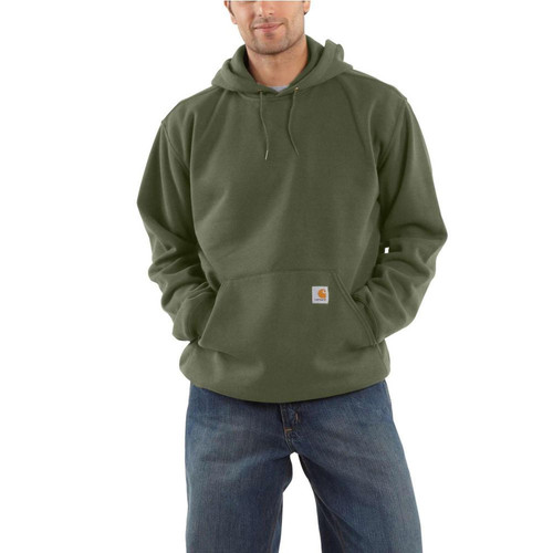 Carhartt Men's Hooded Pullover Midweight Sweatshirts K121