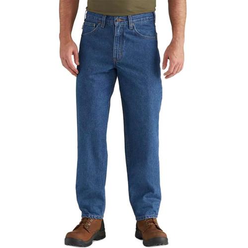 Carhartt Men's Denim Relaxed Fit Jeans B17