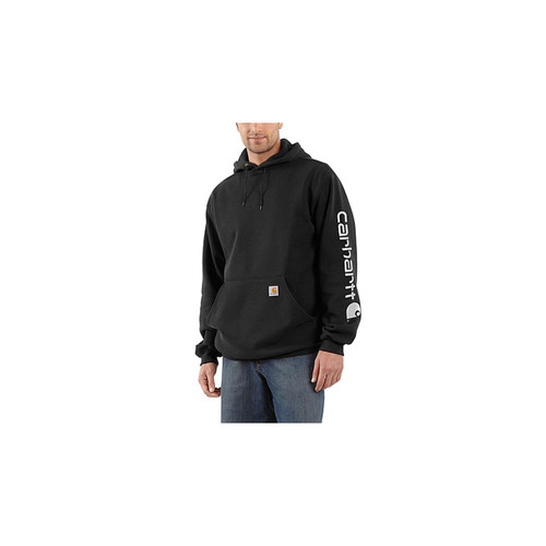 Carhartt Men's Midweight Hooded Logo Sweatshirts K288