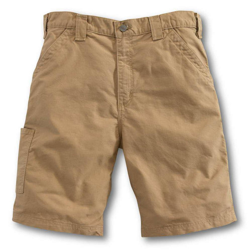 Carhartt Men's Canvas Work Short - 10 Inch B147