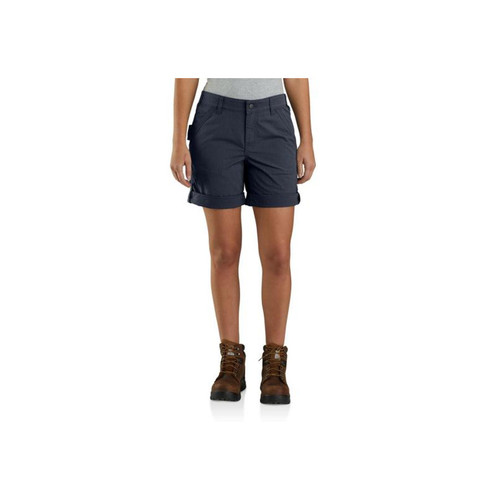Carhartt Womens Rugged Flex Original Fit Ripstop Five-Pocket Shorts 104213