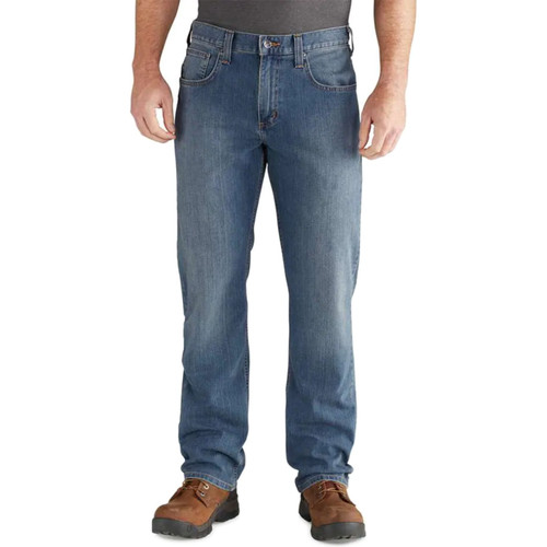 Carhartt Men's Rugged Flex Relaxed Fit Straight Leg Jeans 102804