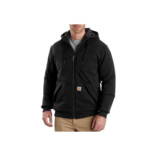 Carhartt Men's Rain Defender Rockland Quilt-Lined Hooded Sweatshirts 103312