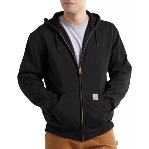 Carhartt Men's Rutland Thermal Lined Hoodie 100632