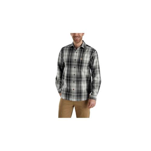 Carhartt Men's Essential Plaid Button Down Long Sleeve Shirt 103351