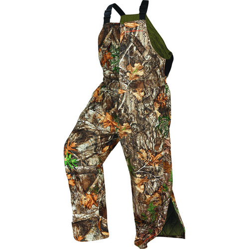 New Arctic Shield Heat Echo Sherpa Realtree Edge Bib