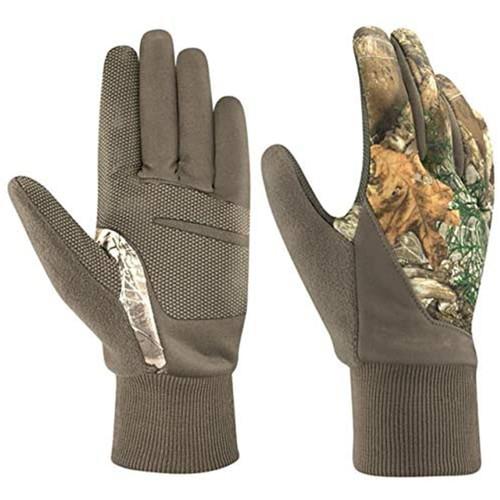 Hot Shot Youth Grazer Glove One Size Realtree Edge
