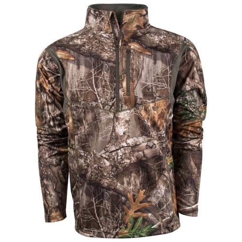 Kings Camo Hunter Series 1/4 Zip Saftey Vests