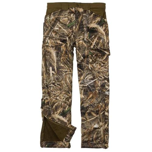 Browning Men's High Pile Camo Pants
